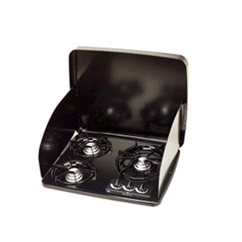 Atwood 56471 Black Drop- in 3 Burner