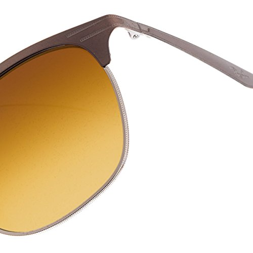 Ray-Ban Sonnenbrille (RB 3538) TOP BROWN ON GUNMETAL (TOP BROWN ON GUNMETAL)