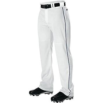 Alleson Mens Warp Knit Braided Baseball Pant