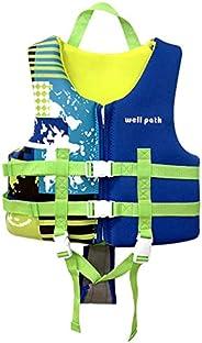 New & Improved Swim Trainer Vest, Float Suit Children Flotation Jacket Buoyancy Swimsuit Boys Girls Swimmi