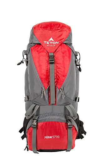 Teton Sports Hiker 3700 Ultralight Internal Frame Backpack 4581bea0961ae