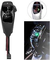 Glossy Black Shift Knob RHD LED Shift Knob Automatic Gear Shifter Lever Auto Accessory Fits for E90 E91 E93 Right Hand Drive