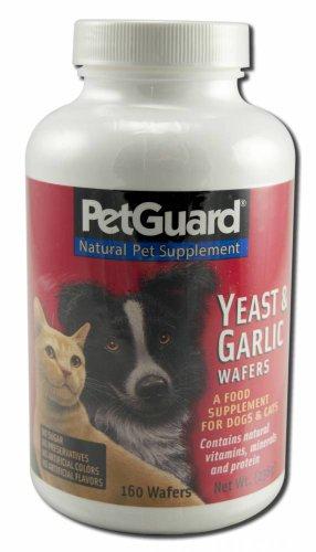 Petguard Sup Yeast&Garlc Wafer