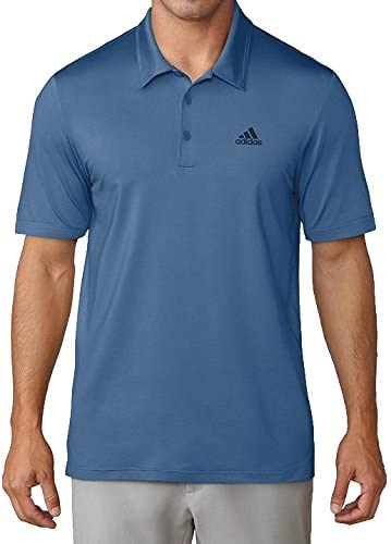 adidas Ultimate 365 Solid Polo con Protección UP +50 de Golf ...