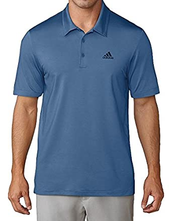 adidas Ultimate 365 Solid Polo con Protección Solar UP +50 de Golf ...
