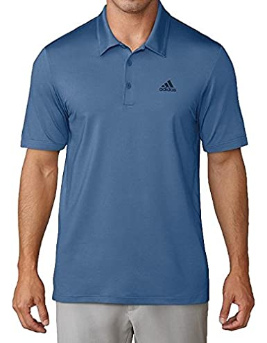 adidas Ultimate 365 Solid Polo con Protección UP +50 de Golf ...