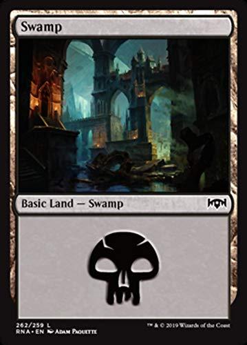 Magic: The Gathering - Swamp (262) - Foil - Ravnica Allegiance ()