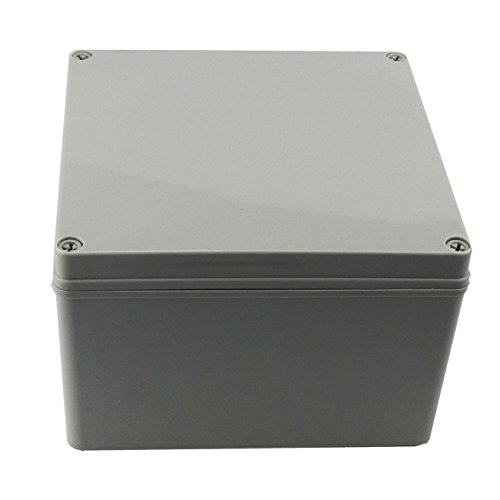 - Ogrmar Plastic Dustproof IP65 Junction Box DIY Case Enclosure (8