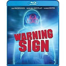 Warning Sign [Blu-ray]