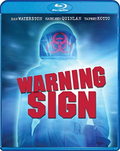 Factory Sign - Warning Sign [Blu-ray]