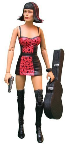 Alias Series 1 Action Figure - Sydney Bristow In Pink Cocktail by SEGTOYS