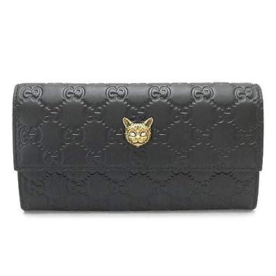online retailer bf79f 51814 Amazon   [グッチ] グッチ 長財布 レディース GUCCI 548055 ...