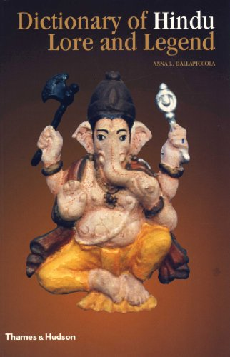 Dictionary Hudson (Dictionary of Hindu Lore and Legend)