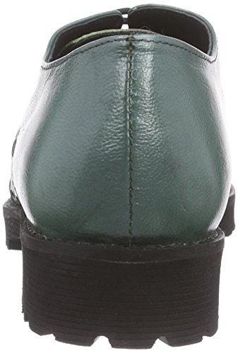 XYXYX Zapatos de cordones Verde EU 42