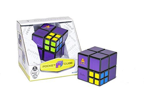 Project Genius MK1102 Uwe Meffert's: Pocket Cube Brain Teaser Puzzle, Assorted ()