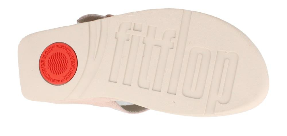 FitFlop Pink The Skinny Damen Sandalen Pink FitFlop Nude Pink 7ace96