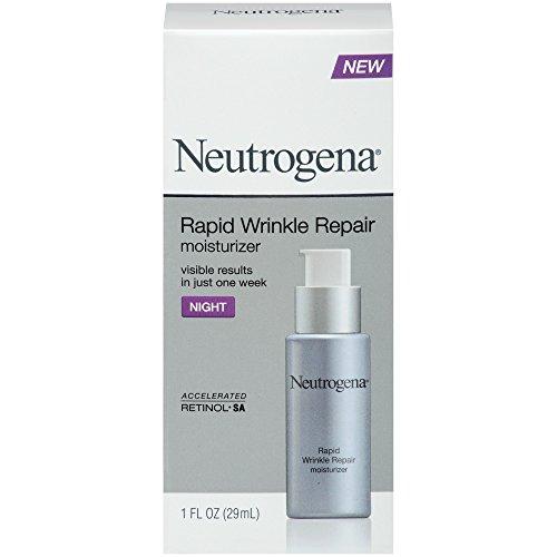 Neutrogena Rapid Wrinkle Repair Night Moisturizer,…