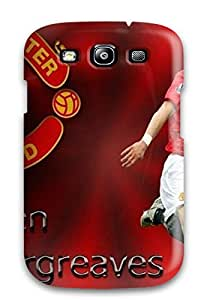 Defender Case With Nice Appearance (owen Hargreaves) For Galaxy S3