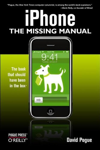 (iPhone: The Missing Manual)