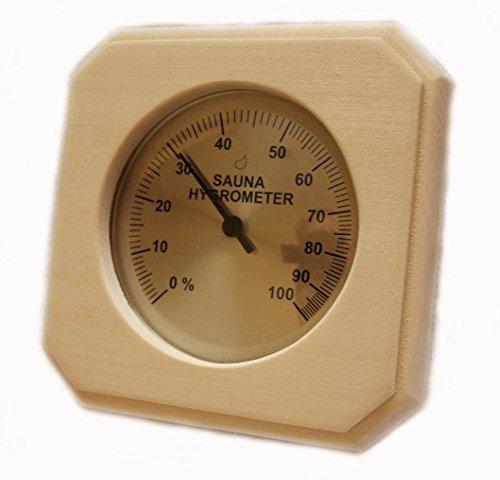 Baltic Leisure Deluxe Hygrometer