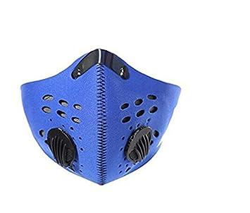 Máscara para ciclismo Máscara para bicicleta Máscara Deportiva Máscara al aire libre Filtro de de aire