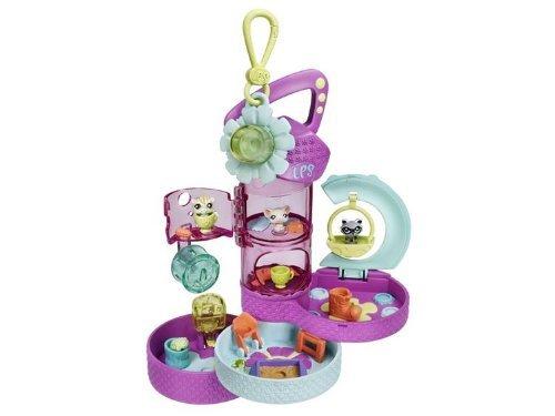 Littlest Pet Shop Teeniest Tiniest Pet Shop Playset