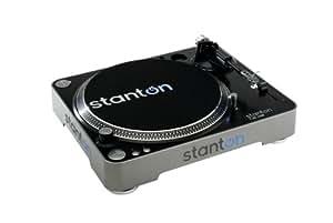 Stanton T55USB USB Belt-Drive DJ Turntable with Stanton 300 Cartridge