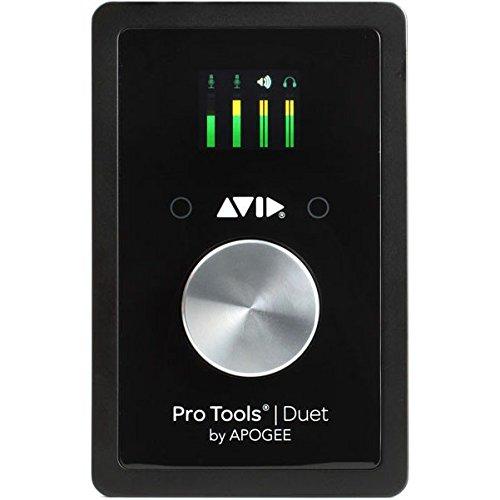Avid Pro Tools Duet - with Perpetual Pro Tools - Creation Tools Music Pro Studio
