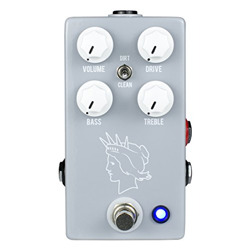 Twin Guitar Pedal - JHS Pedals Twin Twelve Channel Drive Guitar Effect Pedal