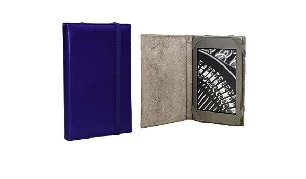 Funda para EBOOK Sony PRS T1 Color Azul: Amazon.es: Electrónica