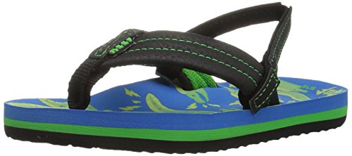 e38498494a19 Galleon - Reef Boys  Ahi Glow Flip-Flop