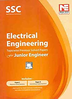 Buy rrb junior engineer and senior section engineer eee book ssc je electrical engineering topicwise previous solved papers fandeluxe Images
