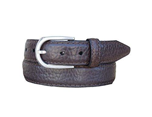 Vintage Bison Men's American Belts 38 Brown