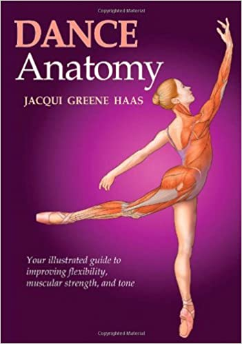 Dance Anatomy (Sports Anatomy): Jacqui Greene Haas: 9780736081931 ...