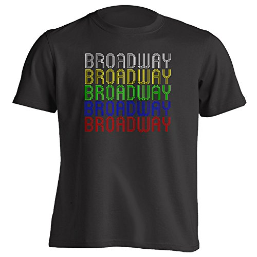 Retro Hometown - Broadway, VA 22815 - Black - XXX-Large - Vintage - Unisex - - Broadway Town Shop