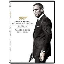 007 James Bond Daniel Craig Collection