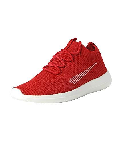 7f22d2bdc0aa3 VIR SPORT Air Men's Red Running Shoes