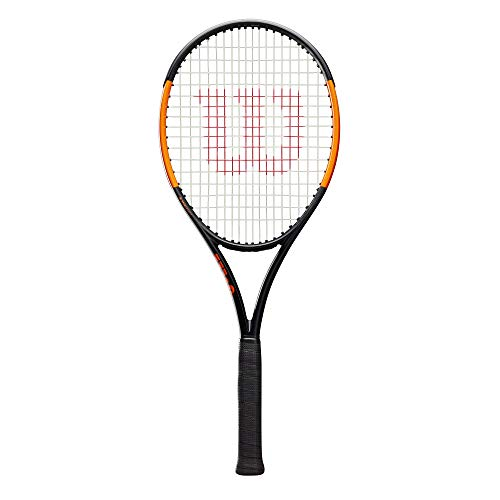 Wilson Burn 100S Tennis Racket, 4 3/8″