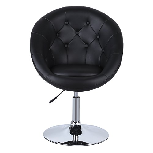 Adjustable Swivel Leisure Chair, International Design Barrel Swivel chair, Caster Round-Back Swivel Chair,Dining chairs and bar stools contemporary chair collection (Collection Stool Bar)