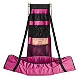 Baby Change-N-Go: The Hanging, Portable Baby Changing Table and On the Go Travel Changing Station (Pink) (Mom's Choice Awards Recipient)