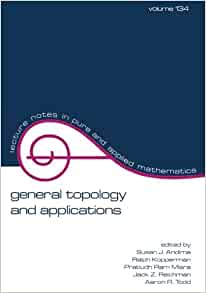 application of topology in mathematics pdf