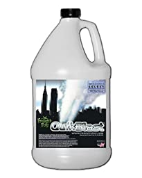 1 Gal - QuikBlast - Best Fluid for Chauvet Geysers - CO2 Blast Effect Fog Machine Fluid