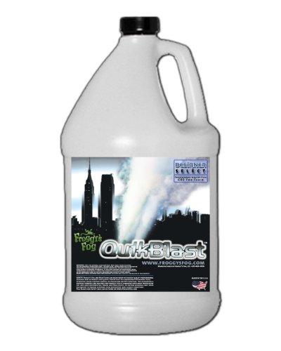 [1 Gal - QuikBlast - Best Fluid for Chauvet Geysers - CO2 Blast Effect Fog Machine Fluid] (The Fog Machine)