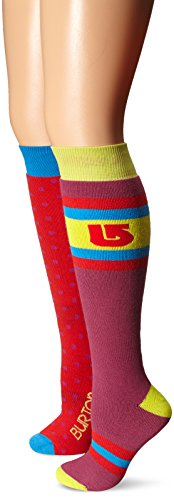 Burton Women's Weekender Socks (2 Pack)