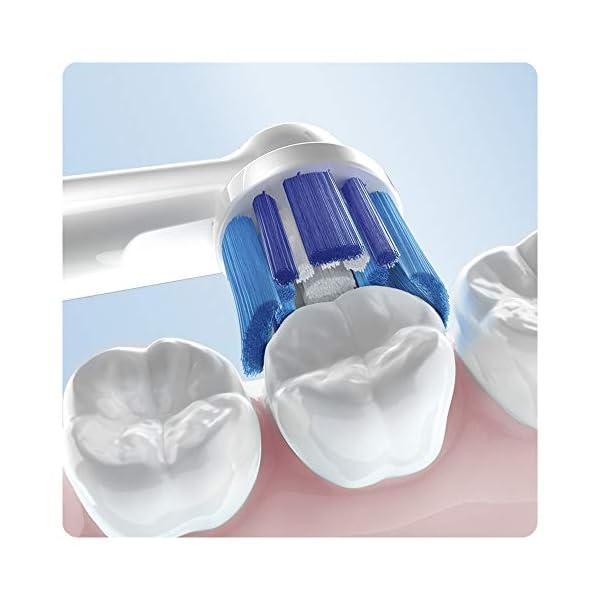 Oral-B Pack de 4+1 Cabezales para Cepillos de Dientes Recargables - Precision Clean EB20 6