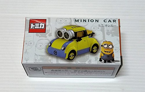 USJ 공식 한정 상품 【 토미카 미니언즈(minions) 카 】 미니언즈(minions) 상품 MINION