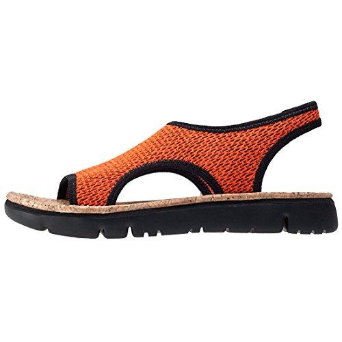 K200360 Orange Camper Oruga Women 002 Sandals 5rZRq