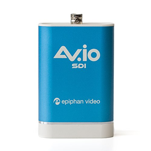 Epiphan AV.io SDI Portable Video Grabber (Grabber Business)