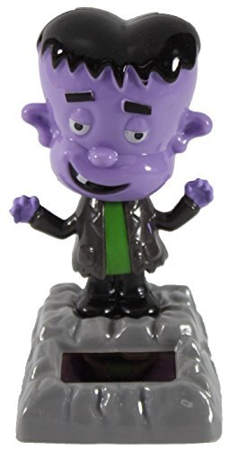 Dancing Frankenstein Addams Family Lurch Halloween Nightmare Solar Toy Gift US Seller -