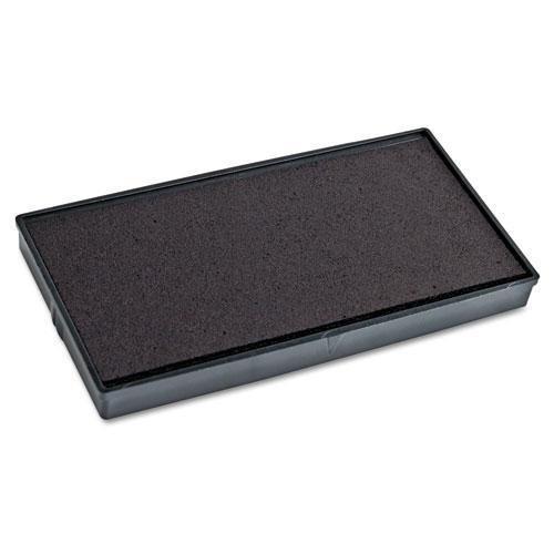 CONSOLIDATED STAMP 65471 2000 PLUS Replacement Ink Pad for Printer P40 amp; Dual Pad Printer P40, Black